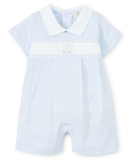 Boys Pima Cotton Shortie